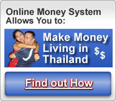 Make money living in Thailand