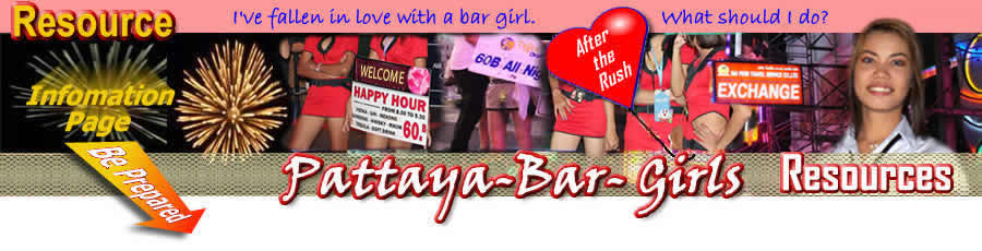 Pattaya Bar Girl addicts reports and e-Books