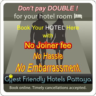 Guest friendly hotels no joiner fee.